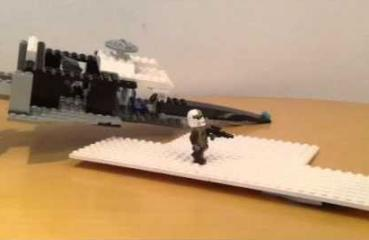 Ade and Nick's Lego animation